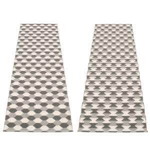 DANA Outdoor-Teppich warm grey