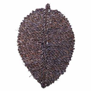 Tischset Seegras (grau)
