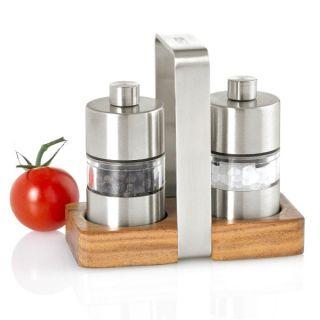 Set Pfeffer- und Salzmühle Menage Minimill