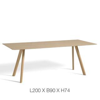 Tisch COPENHAGUE CPH 30 (Eiche)