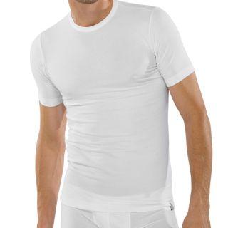 95/5 Schiesser Shirt ½ Arm Rundhals