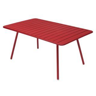LUXEMBOURG Tisch (Aluminium) 6/8 Personen