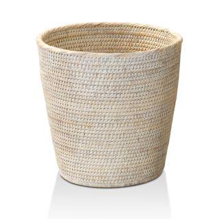 Papierkorb Basket PK Rattan hell