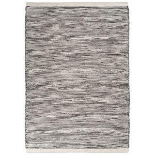 handgewebter Teppich ASKO marble Wolle/Baumwolle
