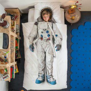 Kinderbettwäsche ASTRONAUT
