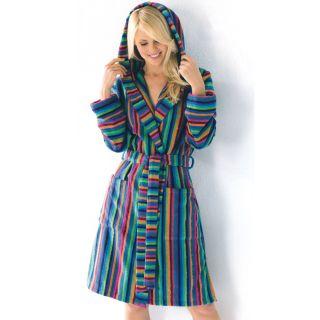 Cawö Life Style Bademantel multicolor - Etwas ganz Besonderes!