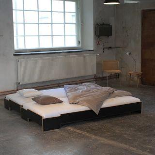 Bett 2 - das Stapelbett ohne Kompromisse