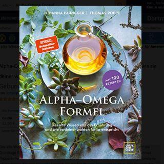 Buch Alpha Omega Formel