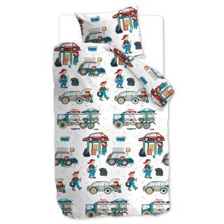Kinderbettwäsche CAR TOOLS