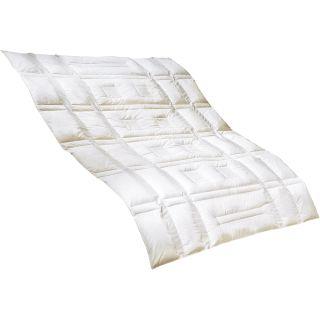 Daunen-Leicht Bett WBA 2 mit Klimazonen-Steppung
