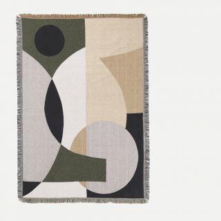 Entire Tapestry Decke, Blanket Nr.1