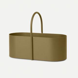 Grib Aufbewahrungskorb Toolbox Olive
