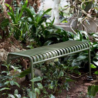 Gartenbank PALISSADE Olive von HAY