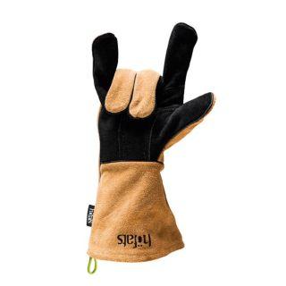 BBQ Grill Handschuh aus Naturleder