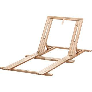 Einlegerahmen K aus Massivholz (zweiteilig) mit Sitzhochstellung