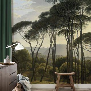Fototapete Golden Age Landscapes Dessin 388