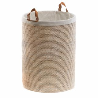 Korb Basket Spa Rattan hell 70 cm