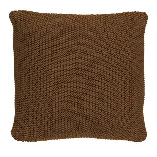 Nordic Knit toffe brown 50 x 50