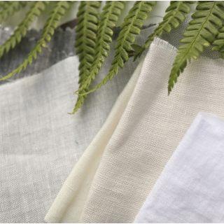 Gardinenvorhang VALLOIRE Parchment Fabric