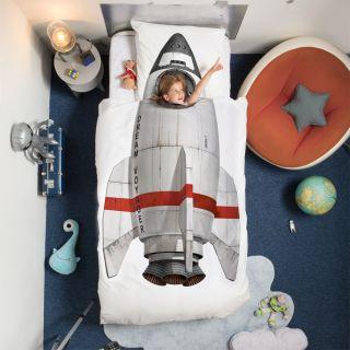Kinderbettwäsche ROCKET