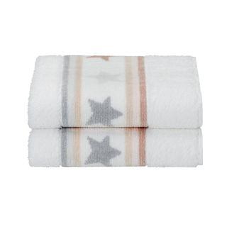 STARS & STRIPES Border Handtuch
