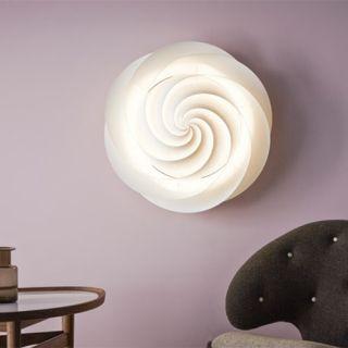 Swirl Wall Ceiling