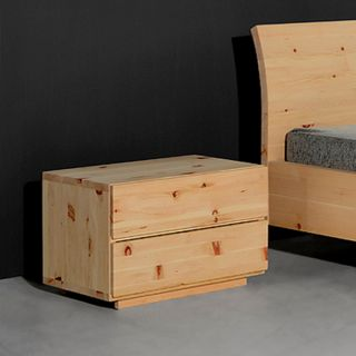 Massivholz Nachttisch NIGHTBOX 41