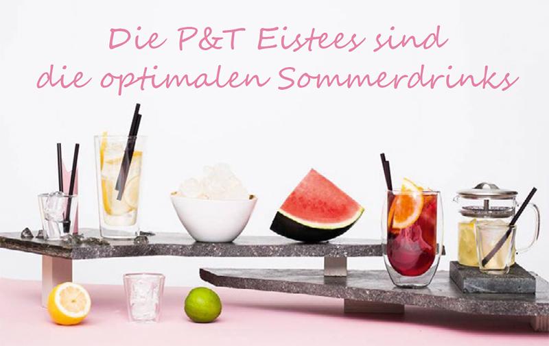 P&T Eistee